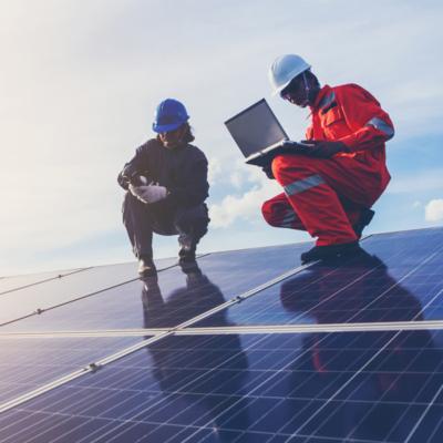 monitoraggio pannelli solari
