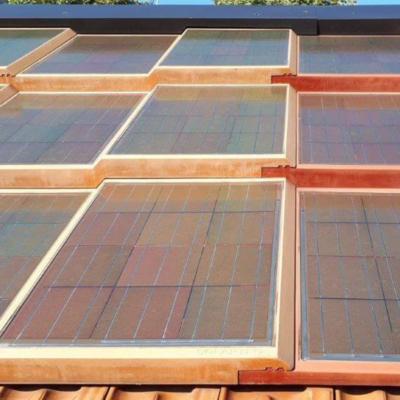 tegola solarteg tetto