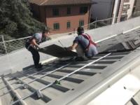 installazione fotovoltaico torielli - 2018