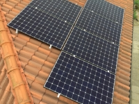 impianto fotovoltaico sunpower - 2016