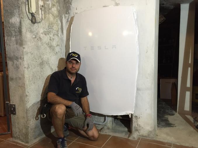 tesla powerwall sultana - 2016